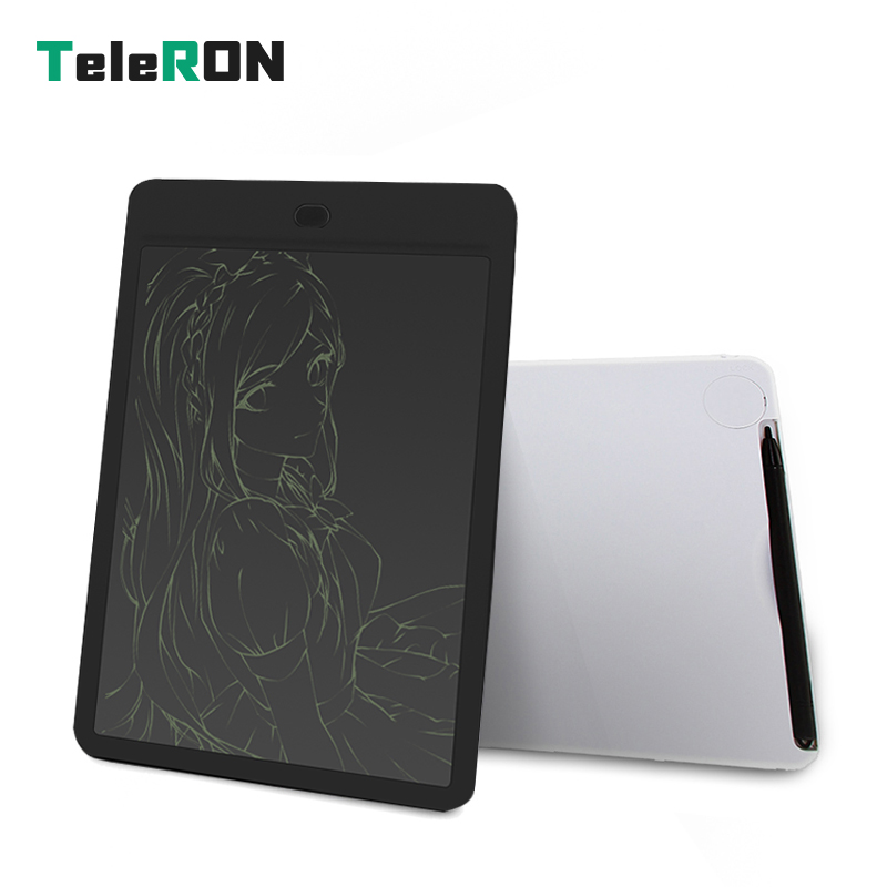 10 Inch Digital tablet Portable Mini LCD Writing Screen Tablet Drawing Board + Stylus Pen graphics pad for kids ...