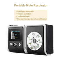 CPAP Device Portable Respirator Humidifier Home Mute sleepping snoring stop Respirator The Best Sleep Snoring Solution 100 240V Humidifiers     -