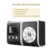 CPAP sleepping parar ronco Respirador Respirador Umidificador Casa Mudo Dispositivo Portátil O Melhor Sono Ronco Solução 100 240 V|Umidificadores| |  -