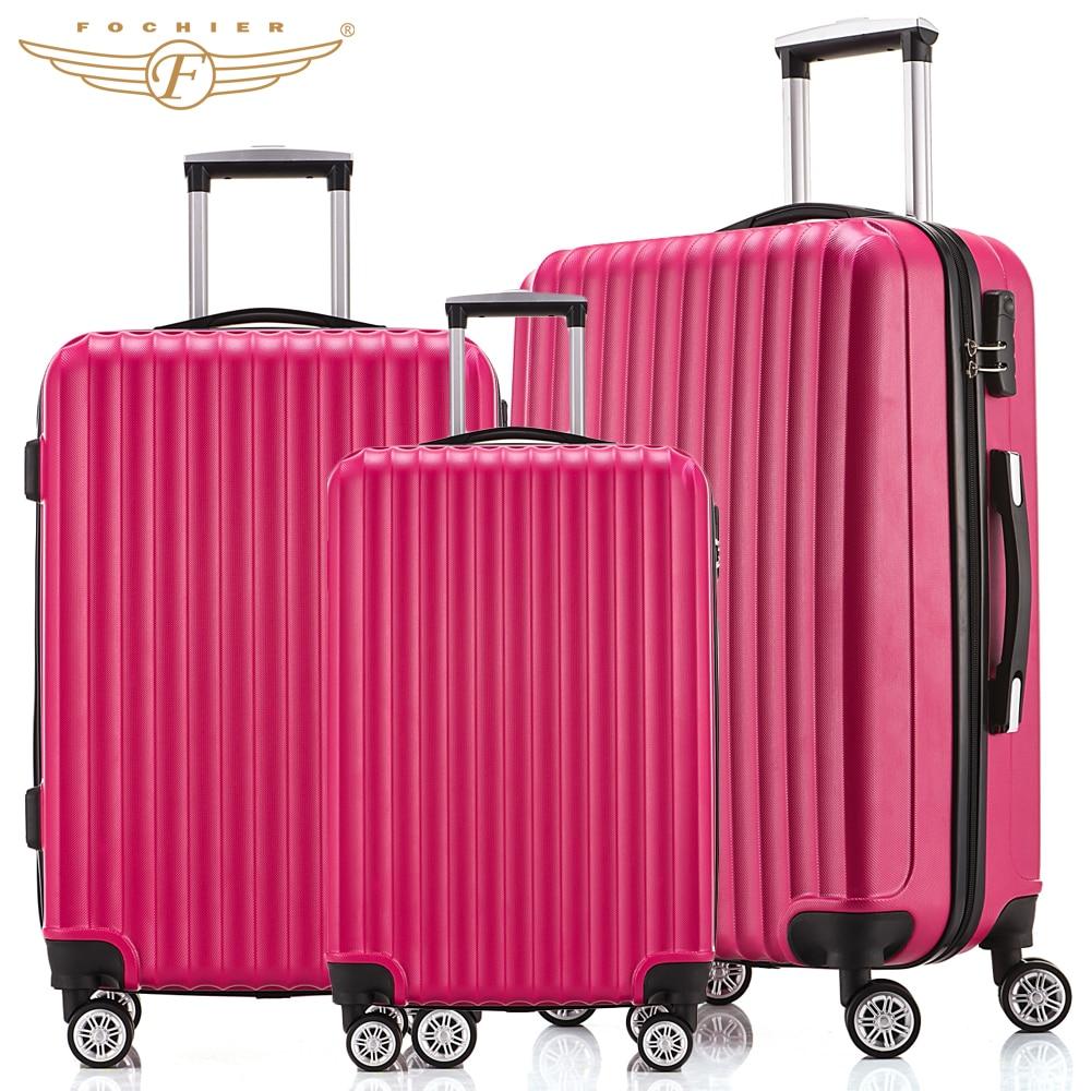 Online Get Cheap 4 Wheel Luggage Lightweight -Aliexpress.com ...
