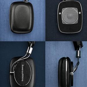 Image 4 - כריות אוזן חומר עור כבש באיכות גבוהה עבור באוורס וילקינס B & W P5 אוזניות כושר מגנטי Earpads החלפת אוזניות