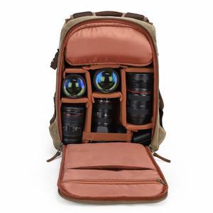 Image 3 - กันน้ำ Batik กล้อง Photo กระเป๋ากลางแจ้งขนาดใหญ่กระเป๋าเป้สะพายหลังดิจิตอล SLR กระเป๋าขาตั้งกล้อง