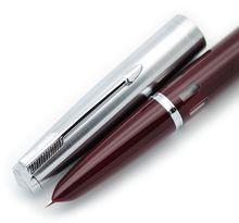 Wing Sung 601 Steel Cap Vacumatic Fountain Pen F Nib Popular Ink pen