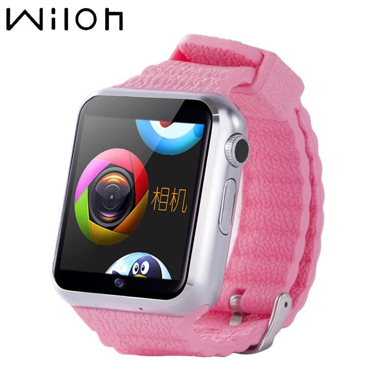 1pcs New Smart Watch men 3G Wifi Sport Fitness Tracker casual women Waterproof Camera LBS location