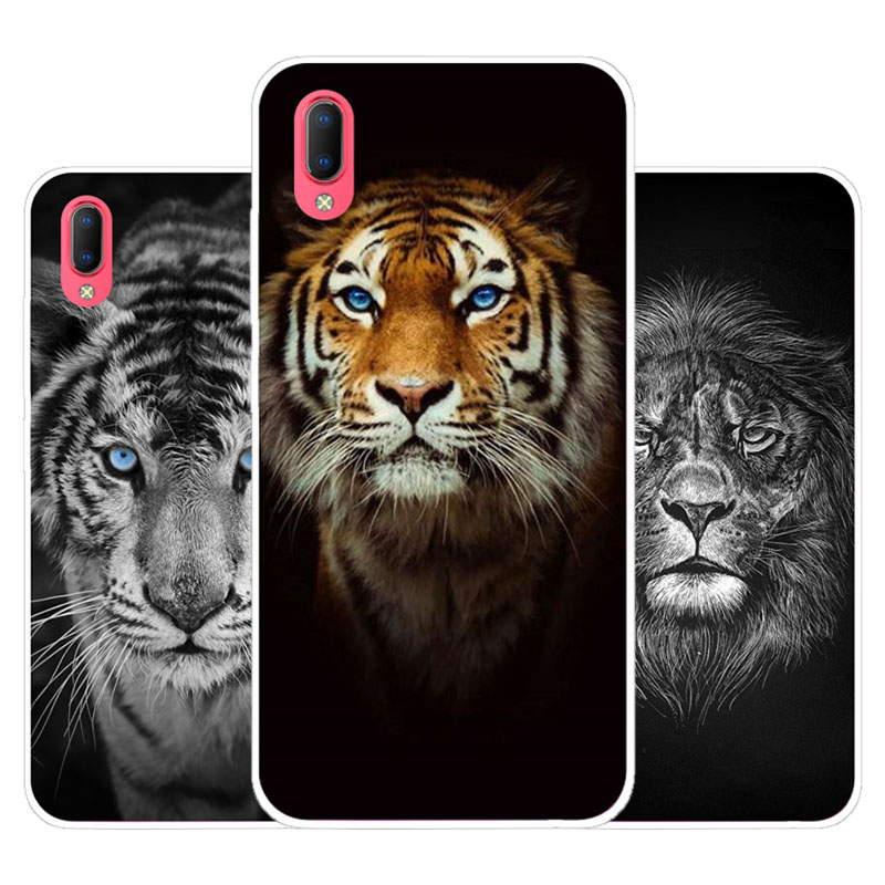 Vivo Y93S Y93 Case,Silicon bandersnatch Painting Soft TPU Back Cover for Vivo Y93S Y93 protect Phone cases