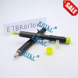 Erikc wtryskiwacz EJBR01701Z układ wtryskowy EJBR0 1701Z CR paliwo EJB R01701Z silnik inyktor dysza jednostka 8200365186 dla RENAULT