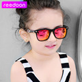 2016 Nova Moda Infantil Óculos de Sol Meninos Meninas Crianças Bebê Criança óculos de Sol Óculos UV400 espelho óculos de Preços Por Atacado 1015