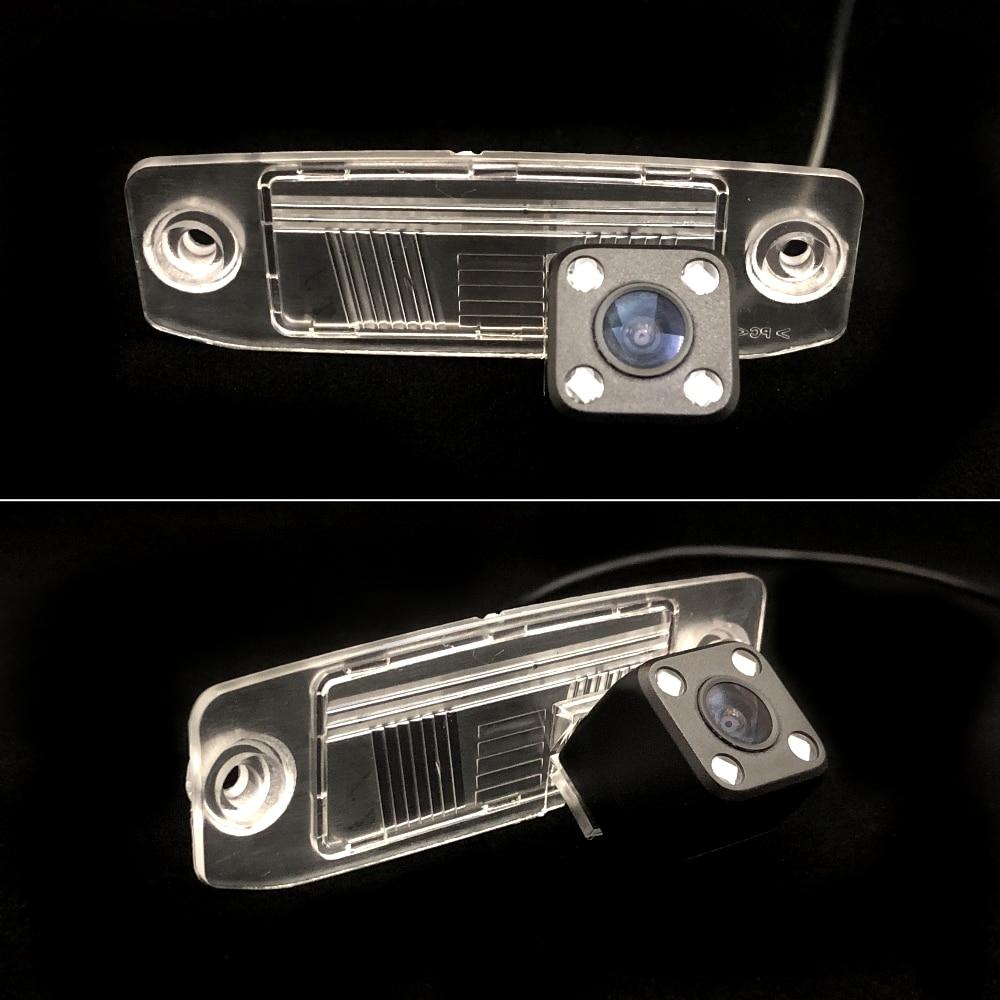 for Hyundai Accent  Sonata V  Terracan  Elantra XD ix55 Sonata Tucson (JM) SUV Car Reverse Backup Parking Rear View Camera (4)