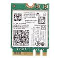 Para intel ac3160 3160ngw 433 mbps mini pci express ngff adaptador wi-fi com bluetooth 4.0 para lenovo g40/g50/y40/y50/y70/z40/z50-70