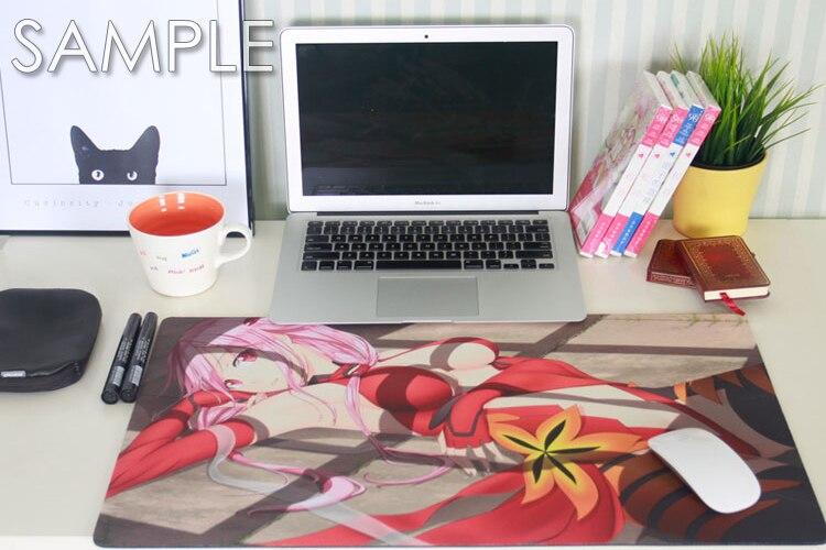 Anime Touhou Remilia Scarlet  Keyboard GAME Mouse Pad Table Mat Otaku 70*40CM