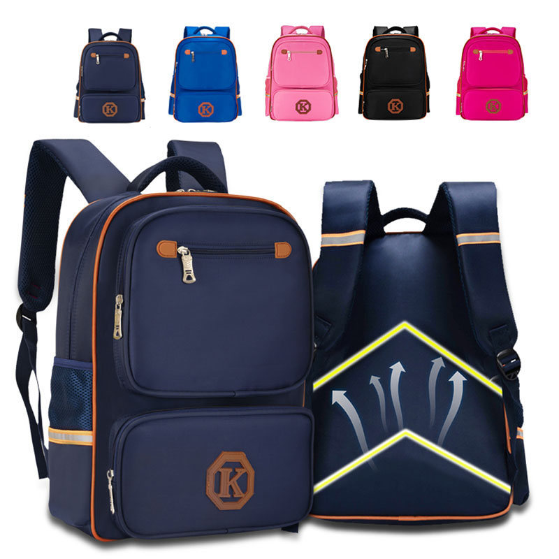 Primary Schoolbags 4-6 Grade Boys and Girls Reduce The Burden Of Waterproof Ridge Childrens Hackpack Blue Pink Other Office SupPrimary Schoolbags 4-6 Grade Boys and Girls Reduce The Burden Of Waterproof Ridge Childrens Hackpack Blue Pink Other Office Sup