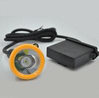 Nuevo NOVEDAD DE 5 W OSRAM LED lámpara de cabeza de minero de seguridad Luz de caza