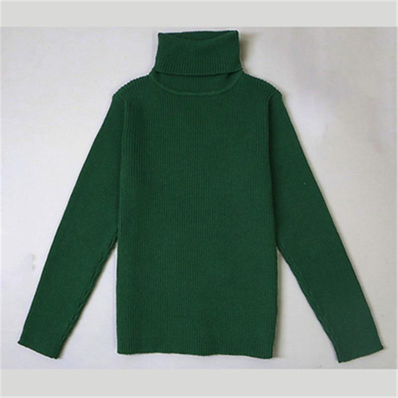 5ce3eeaa0f10 Dropwow cheap new 2018 Autumn Baby Boys Girls Turtleneck Sweaters ...