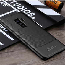 new thin tpu back cover For samsung galaxy s9 plus case phone shell bag original accessories