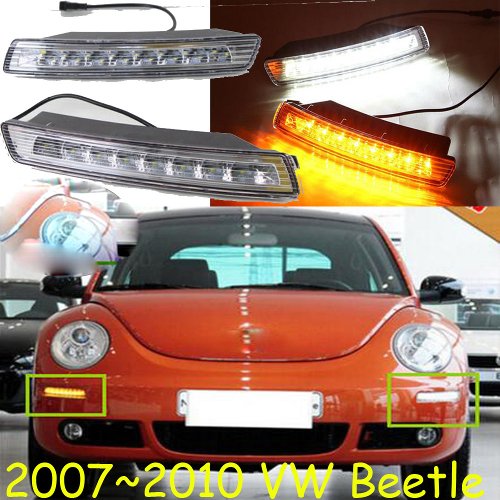LED,2007~2010 Beetle day Light,Beetle fog light,Beetle headlight,sharan,Golf7,routan,polo,passat,Beetle Taillight,Beetle tiguan taillight 2017 2018year led free ship ouareg sharan golf7 routan saveiro polo passat magotan jetta vento tiguan rear lamp