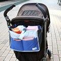 Organizador Carrinho de bebê Carrinho De Criança Carrinho de Saco De Acessórios Para Cadeiras de Rodas Saco Organizador Sacos de Carrinho De Bebê Para Crianças Bag Para A Mamã
