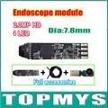 Новейший iphone эндоскопа 2.0MP HD 7.8 мм USB Эндоскоп Модуль для DIY 1600*1200 мини-Камера Осмотра модуль TM-IC2MHD