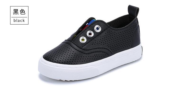 2018 scarpe Per Bambini 4 colori ragazze e ragazzi casual lace up scarpe primavera autunno scarpe t32