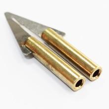 цена на car bumper repair kit plastic welding hot stapler plastic staples ironing tools smoothing auto body dent repair bodywork melt