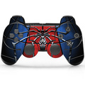 Vinyl Skin Sticker For PS3 Controller Controle Decal Gamepad Cover For Sony Playstation 3