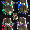 Comparison Coin Selector led flashing Electronic Coin Acceptor CPU Mechanism Arcade Led panel Coin Acceptor