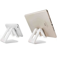 Useful Tablet Holder Cell Phone Holder Stand Mount Support Stand Holder Desk Universal For iPad Pro Air Mini iPhone Samsung stylish mount holder stand support for ipad ipad 2 the new ipad other tablets blue black