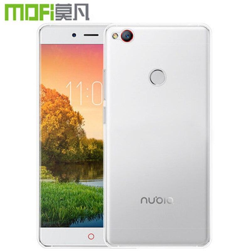 """Nubia Z11 case silicon cover 64gb ZTE Nubia Z11 back soft tpu funda ZTE Z11 5.5"""" 128gb phone housing coque zte nubia z 11 case"""