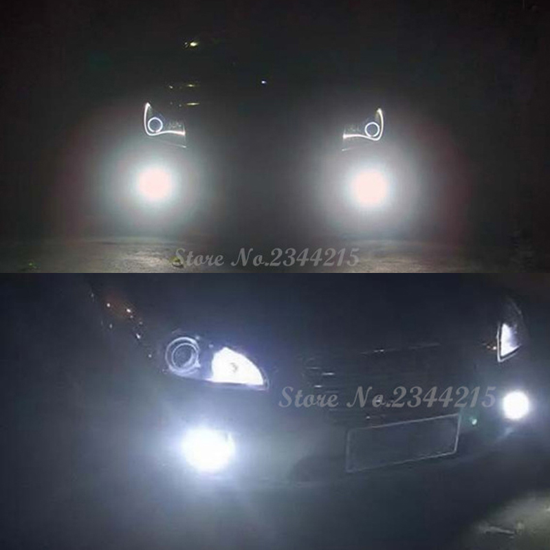 BOAOSI 2x H11 LED canbus 5630 ampüller FORD MONDEO MK3 MK4 C-MAX - Avtomobil işıqları - Fotoqrafiya 6