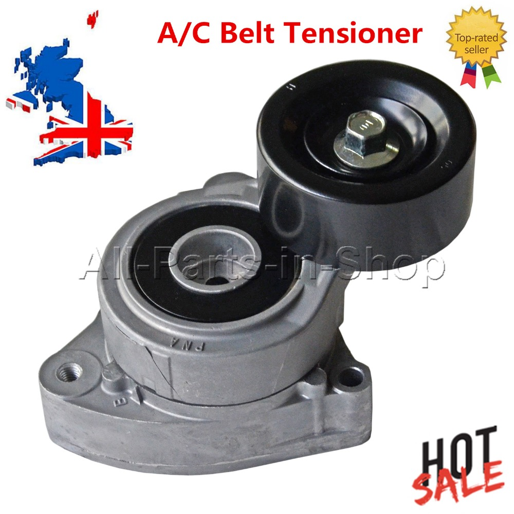 A/C Belt Tensioner For Honda Accord Civic CR V Acura RDX 2