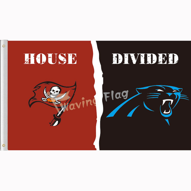 Tampa Bay Buccaneers vs Carolina Panthers House Divided Rivalry