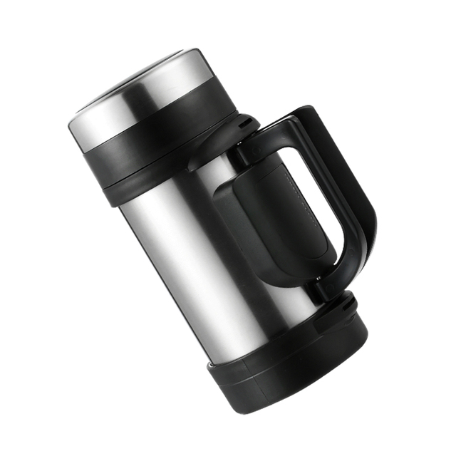 Easyway Top Quality 12v 24v Car Heater Cup Best Gift 1200ml Abs Stainless Steel Electric Heating Hot Water Coffee Tea