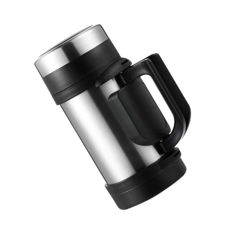 EASYWAY Top qualité 12 V 24 V voiture chauffe tasse meilleur cadeau 1200 mL ABS acier inoxydable voiture électrique chauffage tasse eau chaude café thé