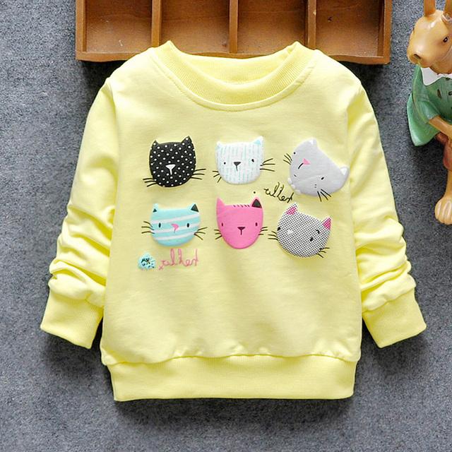 Girls Sweatshirts Winter Spring Autumn Sweater