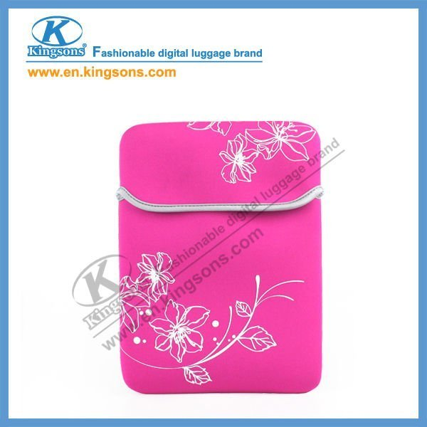 "Kingsons Brand Stylish 10.6"" 12.1"" 13.3"" 14.1"" Laptop Computer Sleeves Bag Free Shipping!!!"