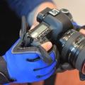 Новые неопреновые рыболовные перчатки 2 прорези полная стрельба пальцем Пешие прогулки джиггинг Водонепроницаемые зимние перчатки 19ing