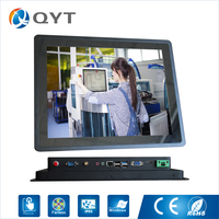 15 Inch Industrial Panel Computer CPU Intel 3337U 1 8GHz 2GB DDR3 32G SSD Fanless All
