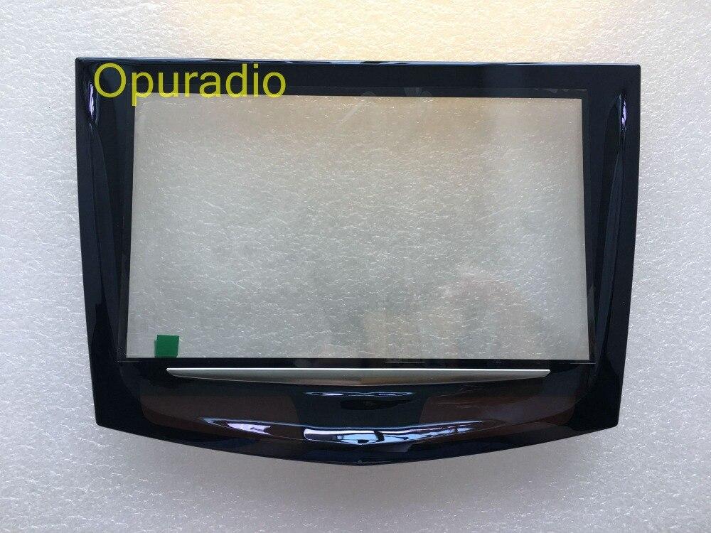 100% ブランド新 OEM 工場タッチスクリーン使用キャデラックキュータッチディスプレイデジタイザ車 DVD GPS Nav 10 ピース/ロット中国製  グループ上の 自動車 &バイク からの 車 モニター の中 1