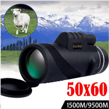 US $7.39 27% OFF|50X60 HD Monocular Telescope Portable mini Shimmer Vision Scope Outdoor Hiking Coating Lenses Telescope for hunting-in Monocular/Binoculars from Sports & Entertainment on AliExpress