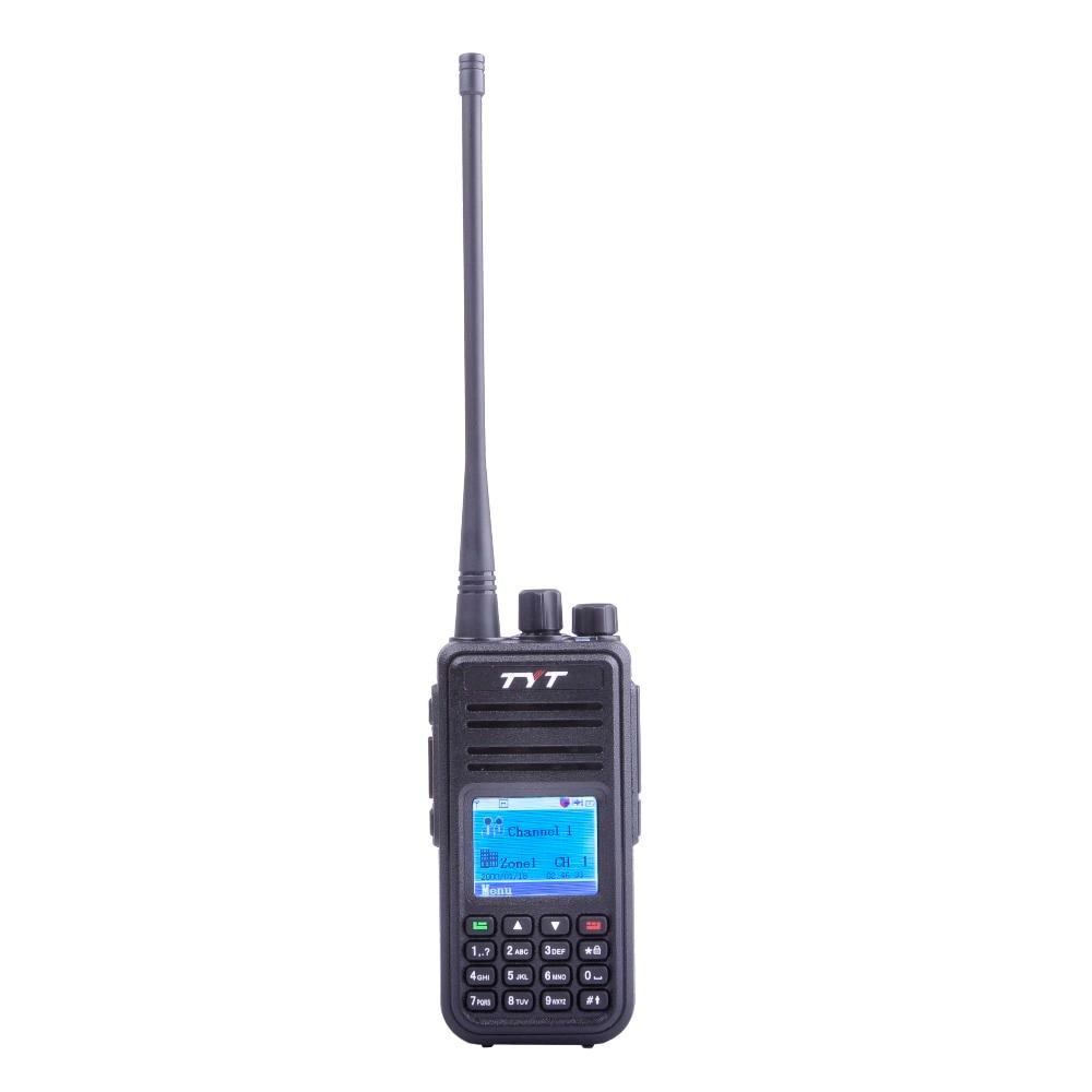 MD380 VHF Digital Mobile Radio TYT MD-380 VHF 136-174MHZ Digital Radio (DMR)  TYT MD380 radio + Free Earpiece