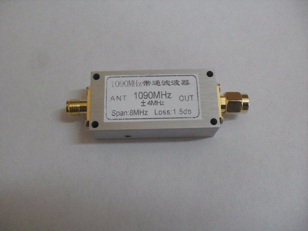 Free shipping 1090MHz bandpass filter BPF ADS-B software radio software  radio SDR