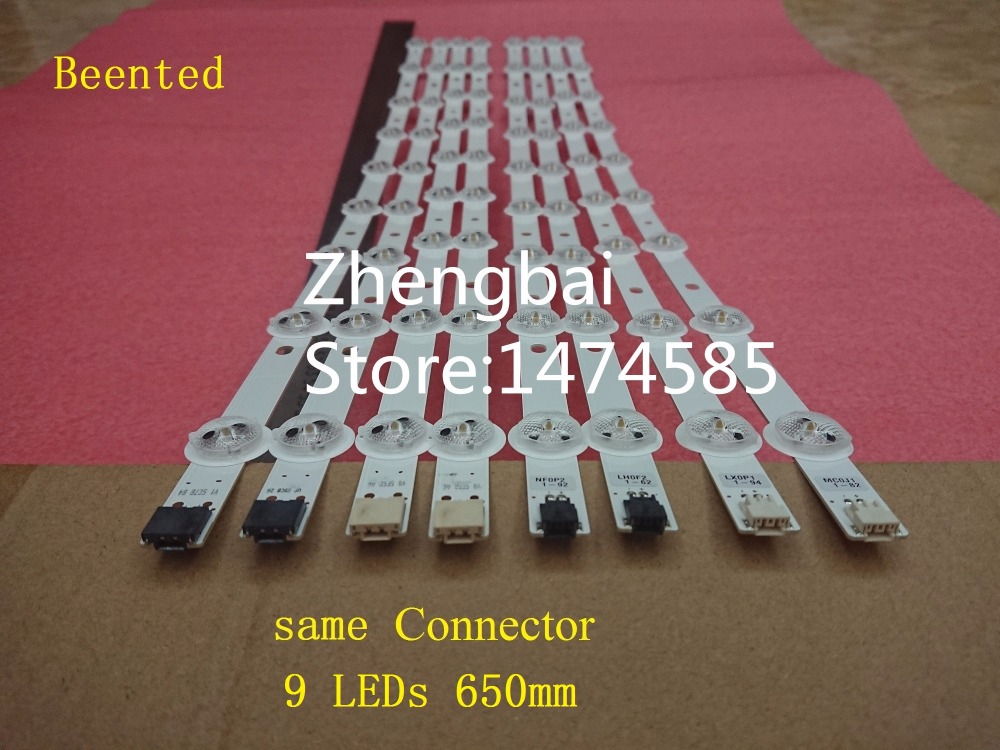 New 5set 20 Pieces LED strip for 32 TV LED32A2000V LC320DXN 6916L 1030A 6916L 1031A or