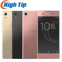 Unlocked Original Sony Xperia XA1 32GB ROM 3GB RAM Single SIM card 5.0 inch Android 23MP 4G LTE SmartPhone GPS WIFI phone