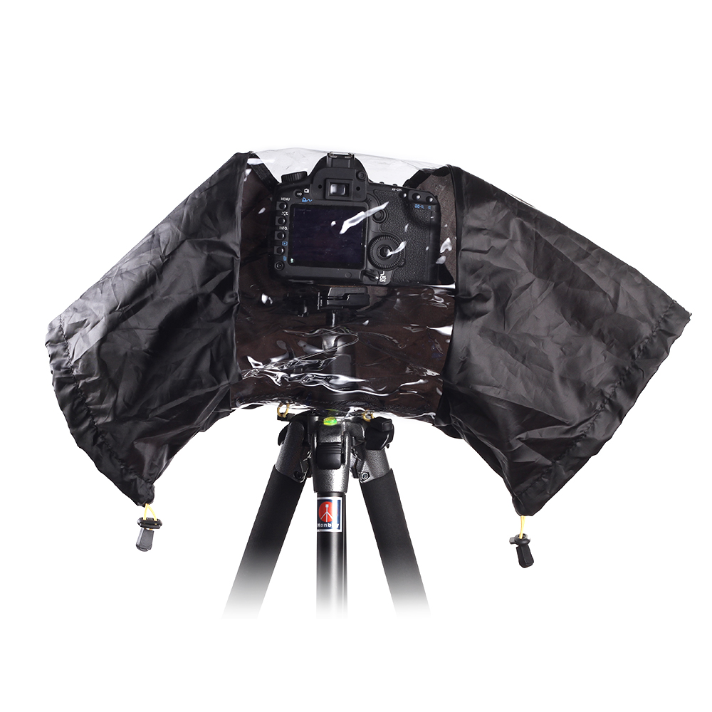 Waterproof Pro D SLR Camera Cover Bag Protector Snow Rain for Canon Nikon Sony