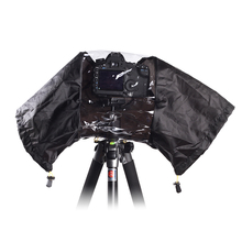 Pro d-slr de la cámara cubierta del protector a prueba de nieve a prueba de agua de lluvia para canon nikon sony