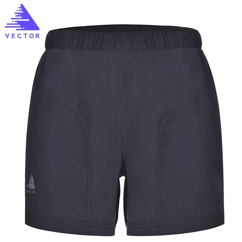 Quick Dry Running Shorts Breathable Gym Sports Shorts for Outdoor Double Lining Man Woman Fitness Shorts KUD50028