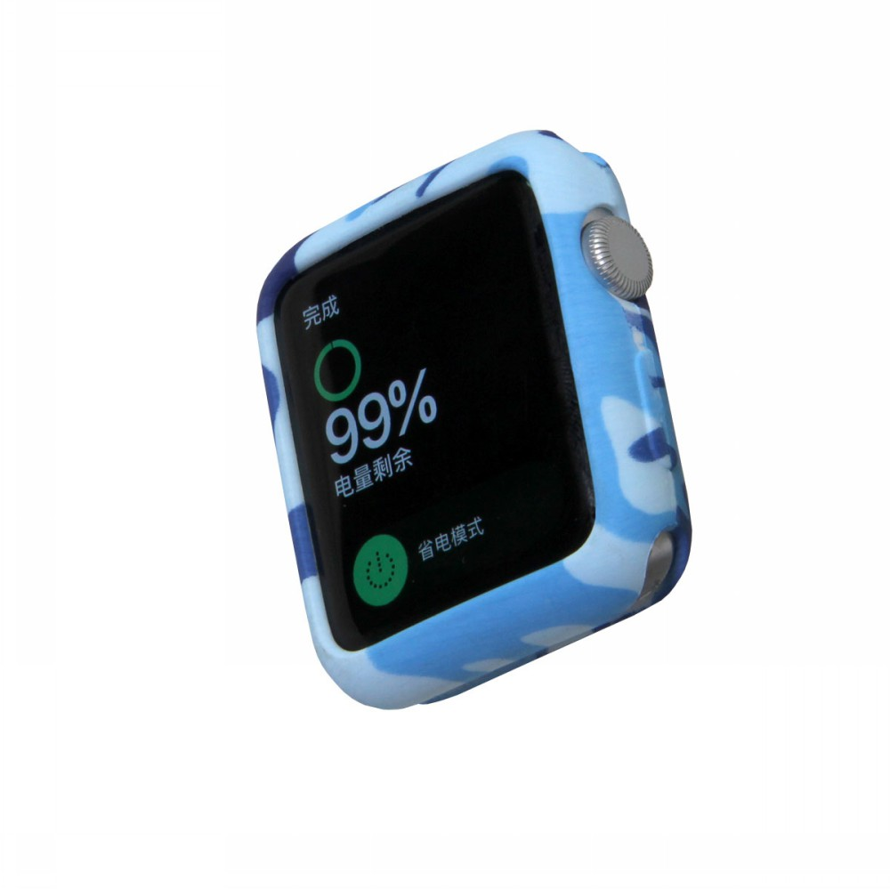 Camouflage Soft Case for Apple Watch 57