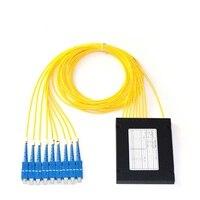 Волокно оптические 8 Каналов CWDM Mux Извлекать Модуль 1470 1610nm с SC/FC/lc/ST Разъем