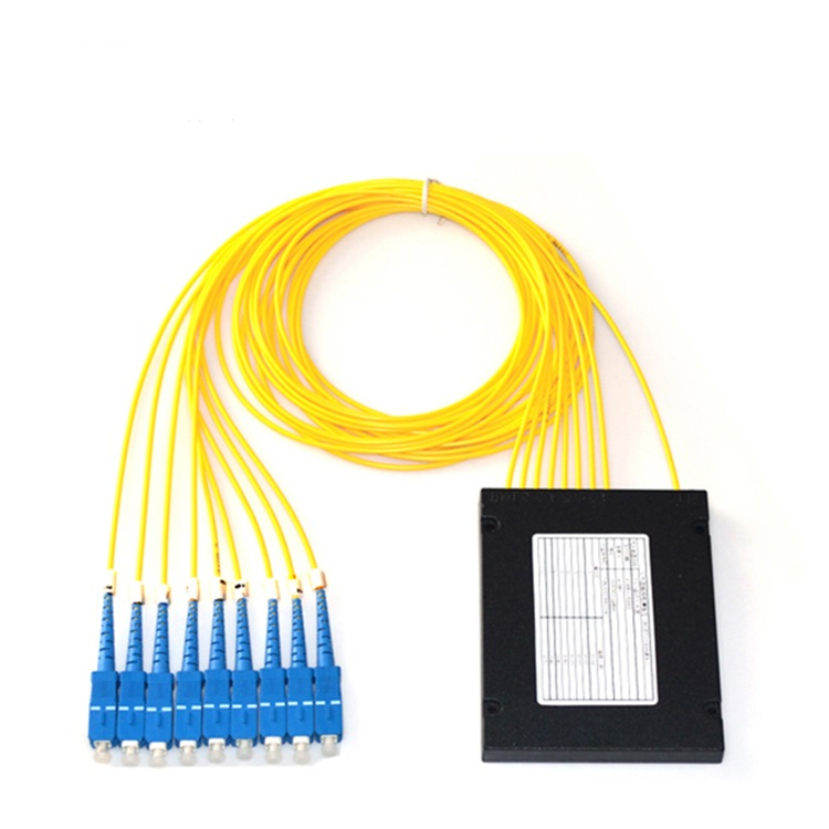 Fiber Optic 8 Channel CWDM Mux Demux Module 1470-1610nm with SC/FC/LC/ST ConnectorFiber Optic 8 Channel CWDM Mux Demux Module 1470-1610nm with SC/FC/LC/ST Connector