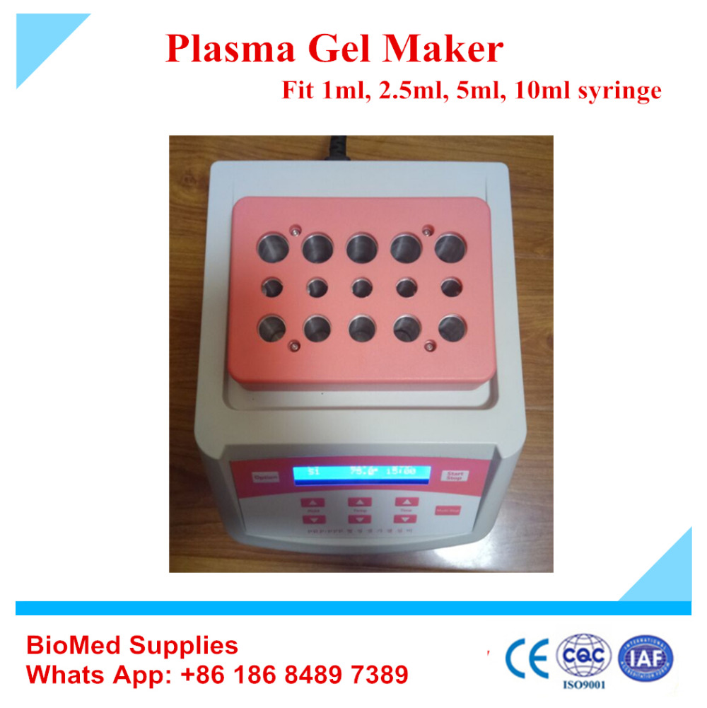 Face Filling Plasma gel machine for PRP gel biofiller treatmentFace Filling Plasma gel machine for PRP gel biofiller treatment