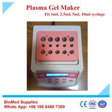 Уход за кожей лица заполнения Plasma гель машина для prp гель biofiller лечения